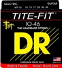 Tite-Fit Nickel Plated Electric Guitar Strings 10-46 Medium-Tite