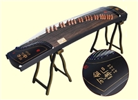 Traditional Chinese Guzheng Zither