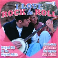 I Love Rock N Roll Vol 15