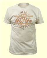 AC/DC Tee, High Voltage