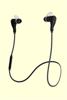 Wireless Stereo Sports Bluetooth Stereo Earbuds For Talk And Music (Multi-Colors)