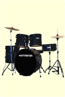 Huntington 500, 5 Piece Drum Kit - Multi Colors