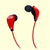 Ecko Glow Earbuds - Red