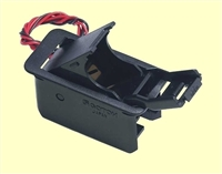 9-Volt Bottom Mount Battery Compartment