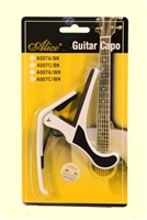 Alice A007C-WH Advanced Alloy Acoustic Guitar Capo
