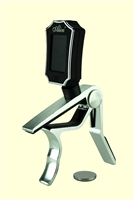 Alice AE7D Multifunctional Guitar Capo With Digital Tuner