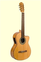 Huntington Classical Cutaway Acoustic Guitar - Natural