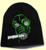 Green Day (Gas Mask) Beanie