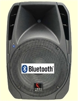 2-Way Powered HS Speaker with Bluetooth