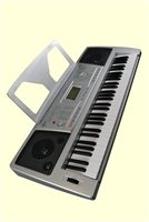 Keyboard 61 Full Size Keys Multifunctional LCD Dysplay Electric Piano