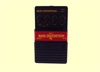 Arion Bass Distortion Effects Pedal
