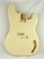 Olympic White Replacement Body for Precision Bass®