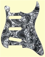 Paisley Pickguard for Stratocaster®