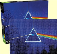 Pink Floyd (Dark Side of the Moon) 1000pc Puzzle