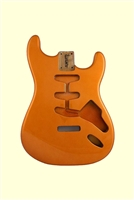 Candy Apple Orange Replacement Body for Stratocaster®