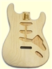 Sugar Pine Replacement Body for Stratocaster®