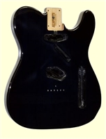Midnight See-Through Blue Finished Replacement Body for Telecaster®
