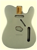 Satin Pewter Finished Replacement Body for Telecaster®