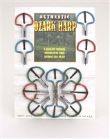 Authentic Ozark Jaw Harps