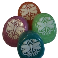 "Dragonfly ""Believe"" Decorative Glycerin Soap"