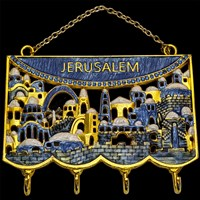 1407- Wall hanging - Jerusalem