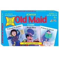 0203- Jewish Old Maid · 0210- Assorted Jewish Card Games