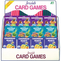0210- Assorted Jewish Card Games