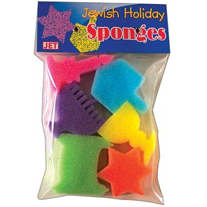 0315- Jewish Holiday Sponges