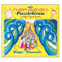 0338- Passover Puzzle Grams