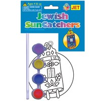 0482-T- Suncatchers - Torah