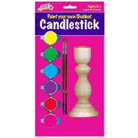 0521- Paint your own Candlesticks