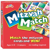 0609- Mitzvah Match Boardgame