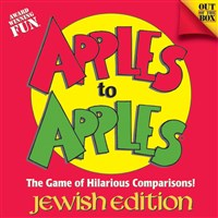 0617- Apples to Apples, Jewish Edition