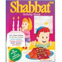 0913- Shabbat Activity Book