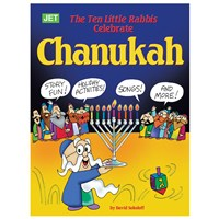 0937- Chanukah with the 10 Little Rabbis