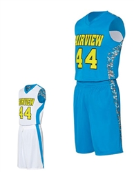 Hook Shot Basketball Jersey