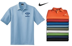 Nike - Dri-FIT Pebble Texture Coaches Polo