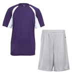 Youth Soccer Jersey and Short Pack