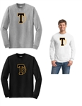 Pirates Long Sleeve Basketball Shirt