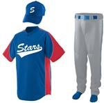 All Star Baseball Uniform
