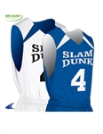 Slam Dunk Reversible Basketball Uniform
