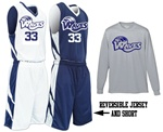 Pick N Roll Basketball Uniform