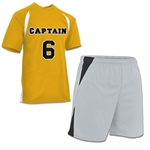 Dri-Gear Soccer Jersey and Shorts Pack - Adult