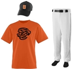 Batter Baseball Uniform