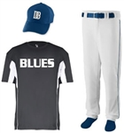 Capital Baseball Uniform