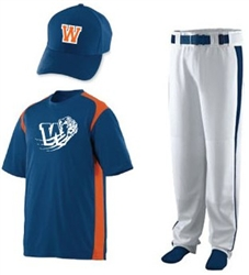 Closer Performance Baseball Uniform