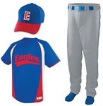 Clutch Performance Baseball Uniform