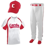 Fusion Performance Baseball Uniform