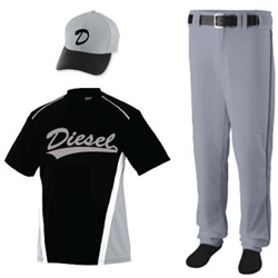 Heater Performance Baseball Uniform