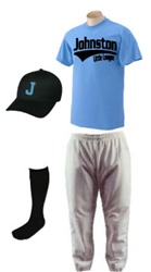 Infield Baseball Uniform